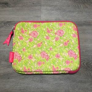 Lilly Pulitzer Floral Tablet Case Cover